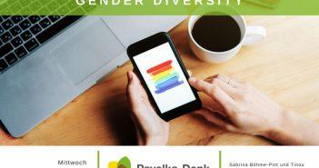 Webcast Recap: Gender Diversity – Intergeschlechtlichkeit und berufliche Inklusion
