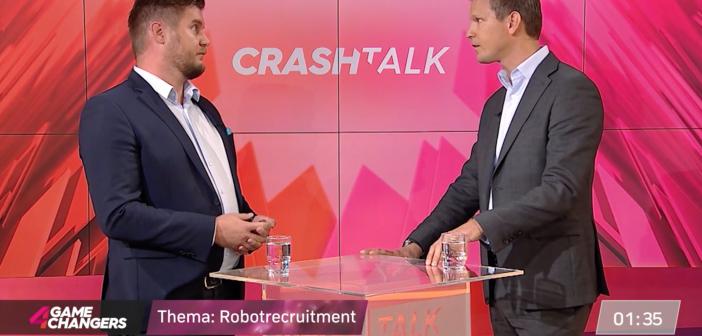 Robotrecruitment Crashtalk Pavelka-Denk gegen Jobrocker
