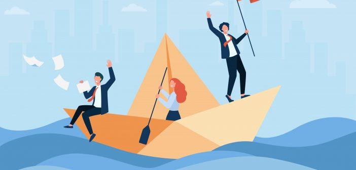 3 Tipps, wie Sie erfolgreich durch die Krise führen