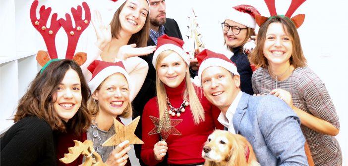 Pavelka-Denk wünscht frohe Weihnachten